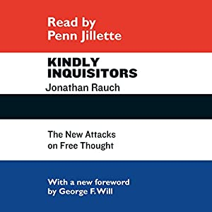 Kindly Inquisitors Audiobook