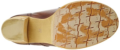 Bunker Cool - Botas de cuero mujer marrón - Marron (Bu Smoky)