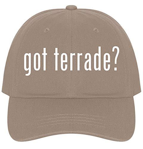 The Town Butler got Terrade? - A Nice Comfortable Adjustable Dad Hat Cap, Khaki ()