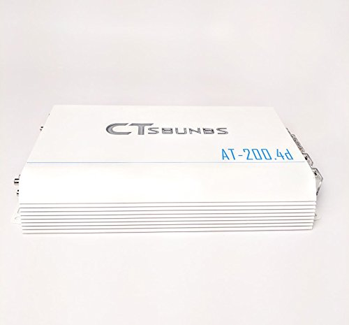 Ct Sounds At 200 4 Class D 4 Channel Car Amplifier Http Caraudio