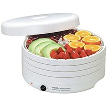 american harvest snackmaster dehydrator instructions