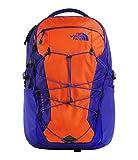 The North Face Unisex Borealis Persian Orange/Aztec Blue One Size