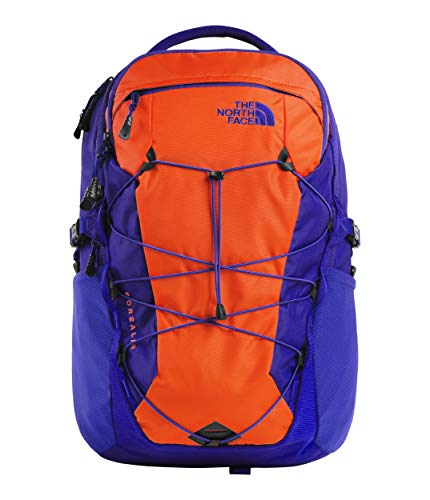 - The North Face Unisex Borealis Persian Orange/Aztec Blue One Size