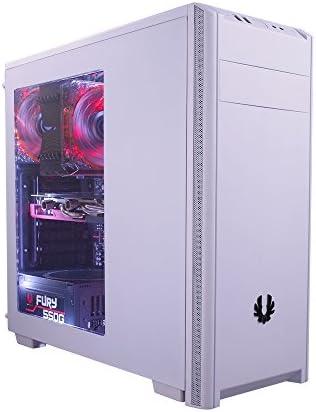 BitFenix Nova Blanco - Caja de Ordenador (PC, De plástico, Acero ...