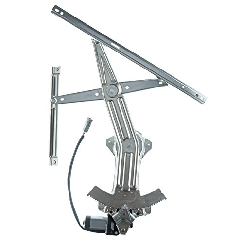 - A-Premium Power Window Regulator and Motor Assembly for Ford Mustang 1994-2004 Front Right Passenger Side