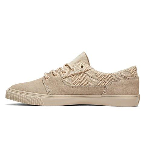 Shoes Basses Se Femme Tonik Dc Tan Blanc Sneakers W fwdnUqX4q