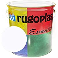 Rugoplast Pintura Esmalte Sintético Ideal para Pintar Hierros/Rejas/Portones/Puertas/Ventanas/Madera