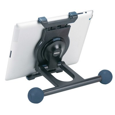 Aidata US-1005B Tablet Ergo Stand for IPad / Most Brands, 7 / 10 Inches Tablets, Ergonomic Design by Aidata