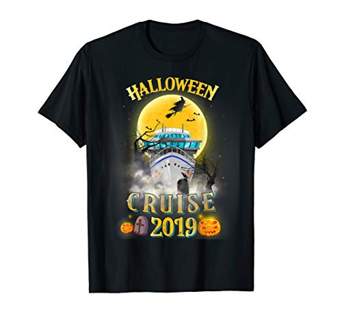 Halloween Cruise 2019 Family Friend Group Costume Party