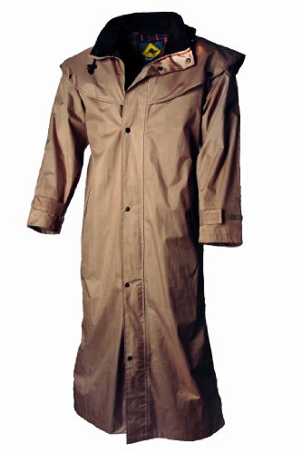 Scippis - Stockman Coat (Rain Wear) - Beige, X-Large