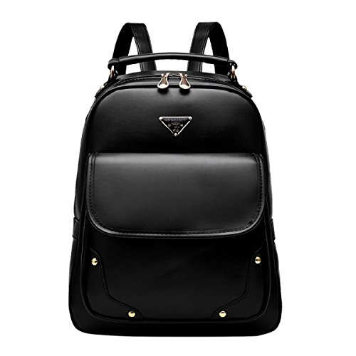 Haoxiaozi Tide Backpack Bags Women Bag Leisure Travel Backpack Students Bags, January 1