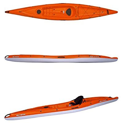 100426 BIC Sport Scapa Orange 14ft 5inx26in Kayak