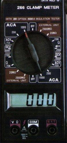 Digital Clamp Meter AC Current 1000 Amp
