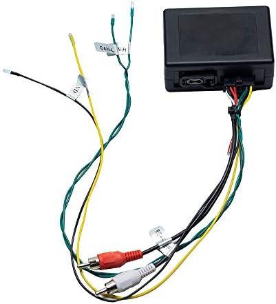 Decodificador de fibra óptica para radio de coche en la mayoría de las cajas