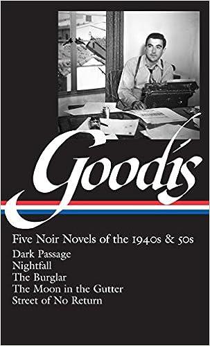 Amazon com: David Goodis: Five Noir Novels of the 1940s