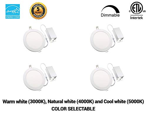 (4 Pack) 12W(100W Equivalent) 6