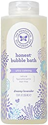 Honest Bubble Bath, Dreamy Lavender, 12 Ounce