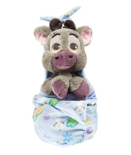 Disney Baby Sven in a Pouch Blanket Plush Doll -