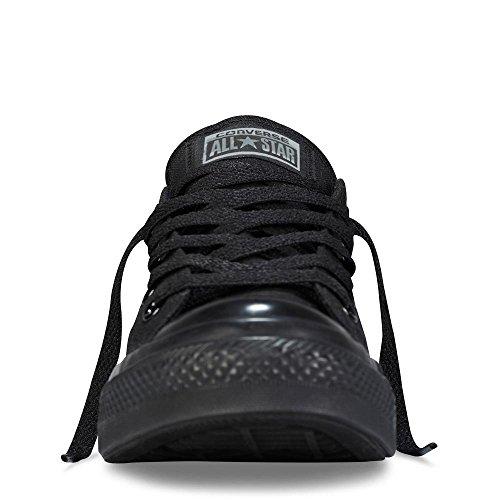 Converse black Taylor Monochrome Nero Unisex All Chuck Star Sneakers Adulto qr1qgw