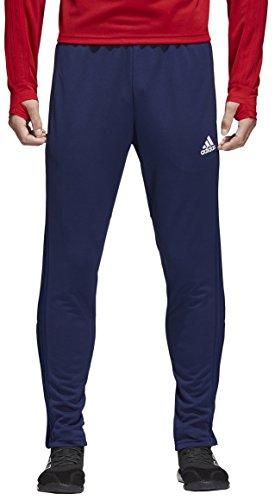 adidas Men's Condivo 18 Training Pant, Dark Blue/White, X-Large