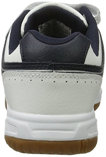 Conway 714976, Scarpe Sportive Indoor Unisex-Adulto, Bianco (Weiss), 44 EU