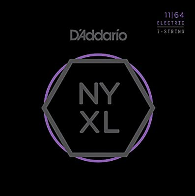 D'Addario NYXL0942 Nickel Plated Electric Guitar Strings, Extra Light by D'Addario &Co. Inc
