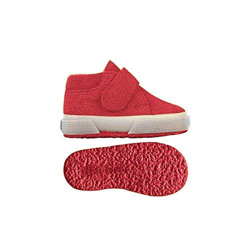 Superga S001NW0 - Zapatos de cordones para niños Tea Rose