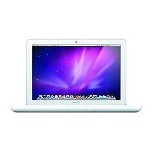 "Apple MacBook 13.3"" MC207LL/A 2.26GHz Intel Core 2 Duo P7550 2GB 250GB NVIDIA GeForce 9400M Laptop"