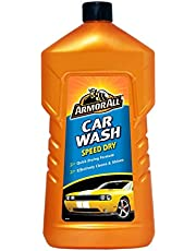 Armorall Car wash speed dry with shining