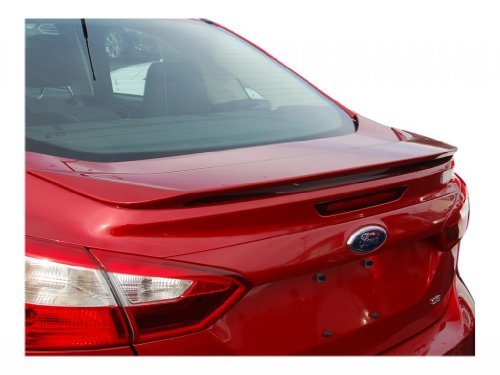 (Ford Focus Spoiler Painted in the Factory Paint Code of Your Choice #506)