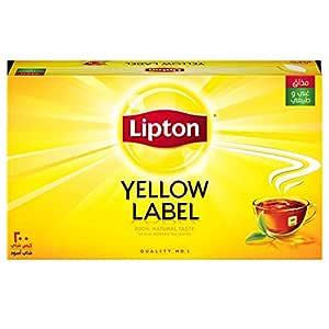 Lipton Yellow Label Black Tea Bags , 200 Bags