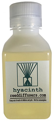 Hyacinth Fragrance Reed Diffuser Oil Refill - 8oz - Made in the USA