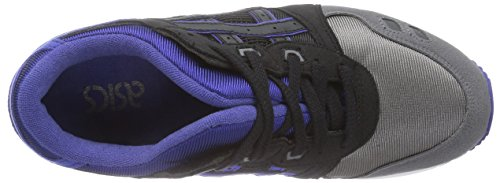 Adulte Multisport Gs Outdoor Iii Asics Noir black Chaussures Gel black Mixte 9097 titanium lyte nBqBF18