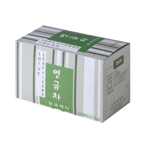 (Hankook Tea Lotus Leaf  Tisane, 25 Count, 27.5 g )