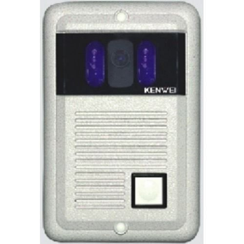 Kenwei Video Access Control - KW-403F B&W Vandalproof Camera for Video Intercoms