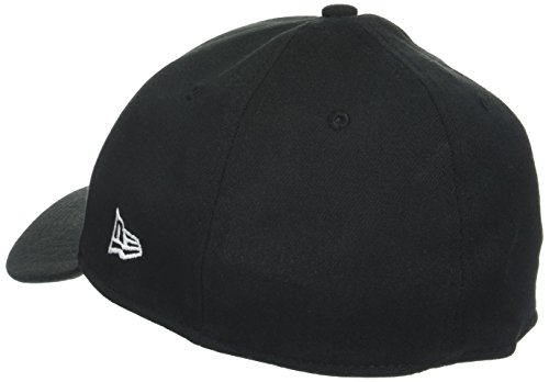 Gorra Mütze Hombre Negro A ERA Stretch Black 39Thirty Cap para Back ERA NEW Baseball qxzPwx7TX