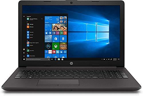 """HP 250 G7 Laptop (Windows 10 Pro, Intel i5-8265U, 15.6"""" LCD Screen, Storage: 256 GB, RAM: 8 GB) Black"""