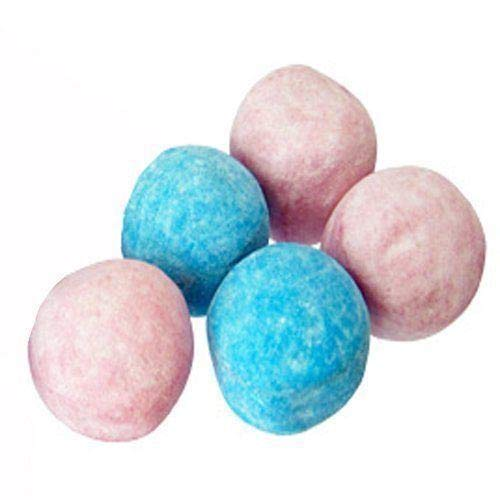 Kingsway Wholesale Discount Sweets – Bubble Gum Bonbons – Kids Party Bag 200g