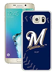 Samsung Galaxy Note 5 Edge Case ,Hot Sale And Popular Designed Case With Milwaukee Brewers White Samsung Galaxy Note 5 Edge Screen Case