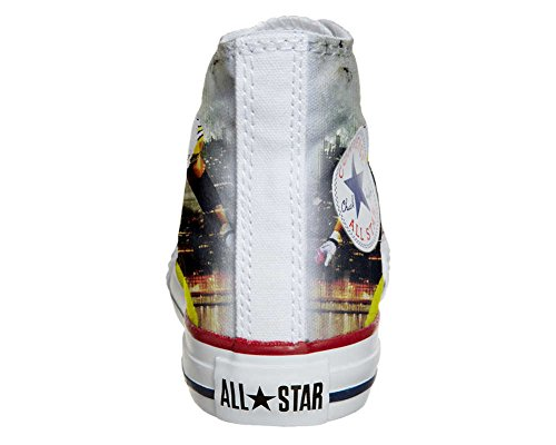 Converse All Star chaussures coutume mixte adulte (produit artisanal) Football Americano