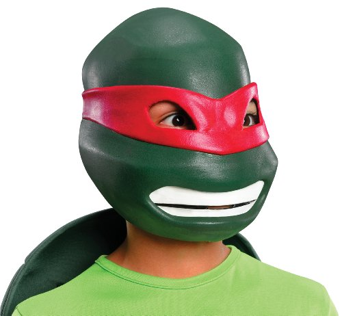 Teenage Mutant Ninja Turtles Raphael 3/4 Mask