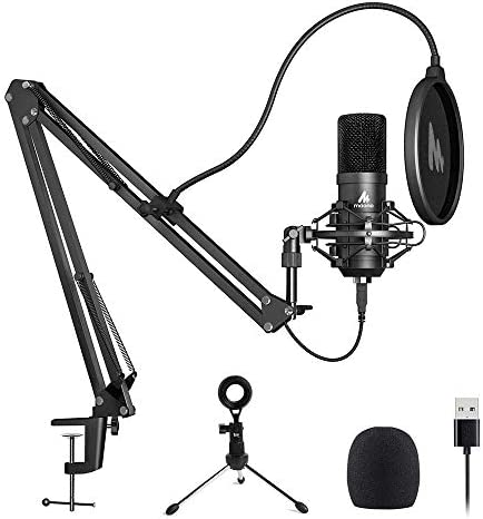 Microphone MAONO Cardioid Condenser Livestreaming