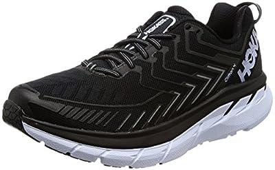 HOKA ONE ONE Mens Clifton 4 Running Shoe
