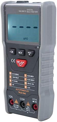 YIONGA CAIJINJIN Multimeter Digital Meter Multimeter,High Accuracy Intelligent Digital Multimeter True RMS/NCV Measurement with 6000 Count