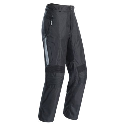 Cortech GX-Sport Black Textile Pants - Medium Short