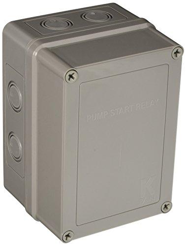 K-Rain 1521 Pump Start Relay with 3 HP at 110-volt/220-volt 110-volt Coil - 3 Hp Relay