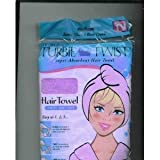 TURBIE TWIST The Hair Towel (2-pack)