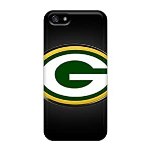 Vvicky Design High Quality Green Bay Packers Cover Case With Excellent Style For Iphone 5/5s
