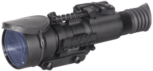 Armasight Nemesis4x-ID Gen 2+ Night Vision Rifle Scope w/4x Magnification