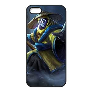 iPhone 4 4s Cell Phone Case Black League of Legends PAX Jax OIW0457170